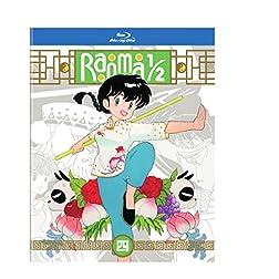 Ranma 1/2 - TV Series Set 4 BD Standard Edition [Blu-ray]