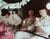 ブロマイド写真★『時計じかけのオレンジ』ミルクを飲む4人/マルコム・マクダウェル