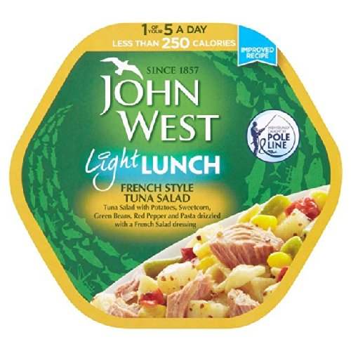 John West French Style Tuna Light Lunch 220g