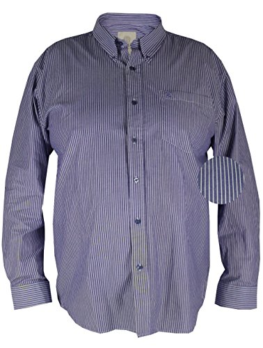 Maxfort -  Camicia Casual  - Uomo blu XXL