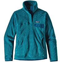 Patagonia Women's Re-Tool Snap-T Fleece Pullover (Multi Colors)