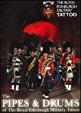 The PIPES & DRUMS of The Royal Edinburgh Military Tattoo DVD