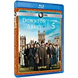Masterpiece: Downton Abbey Season 5 (U.K. Edition) [Blu-ray]