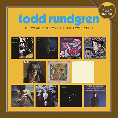 Todd Rundgren - The Complete Bearsville Albums Collection (13cd) - Zortam Music