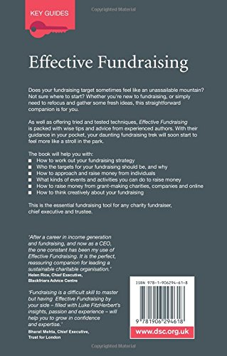 Effective Fundraising (Key Guides)