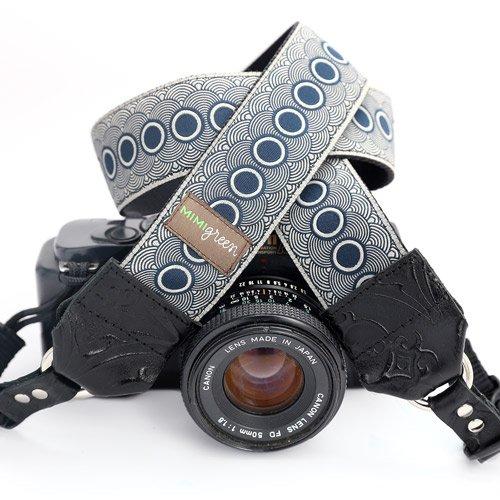 Mimi Green 'Jackson' Designer DSLR Camera Strap