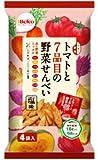 栗山米菓 トマトと7品目の野菜せんべい 68g×12袋