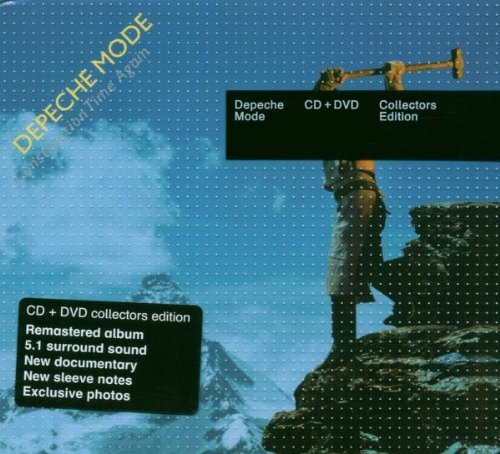 Construction Time Again: Remastered (CD & DVD) By Depeche Mode (2007-03-26)