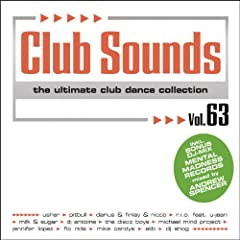 Club Sounds Vol. 63 [Explicit]