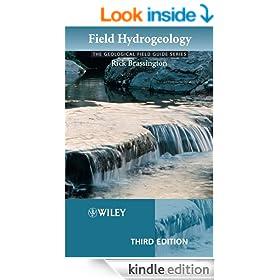 Field Hydrogeology (Geological Field Guide)