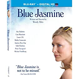 Blue Jasmine (+UltraViolet Digital Copy) [Blu-ray]