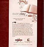 img - for Everyday, A Daily Journey Through the New Testament by Todd & Julie Mullins (2011-08-02) book / textbook / text book
