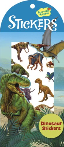 Peaceable Kingdom Dinosaur Sticker Pack - 1
