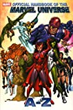 Official Handbook of the Marvel Universe A To Z - Volume 10