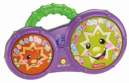 Fisher-Price Laugh & Learn Bathtime Bongos - 1