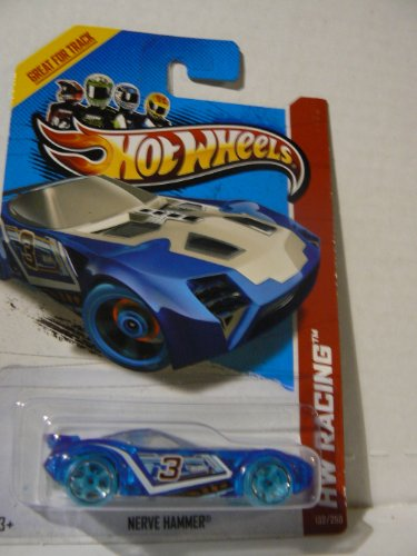 Hot Wheels HW Racing Nerve Hammer - 1