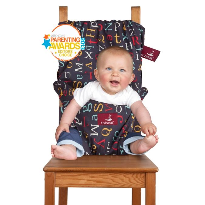 Amazon.com: The Washable and Squashable Travel High Chair
