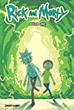 img - for Rick and Morty Hardcover Book 1 book / textbook / text book