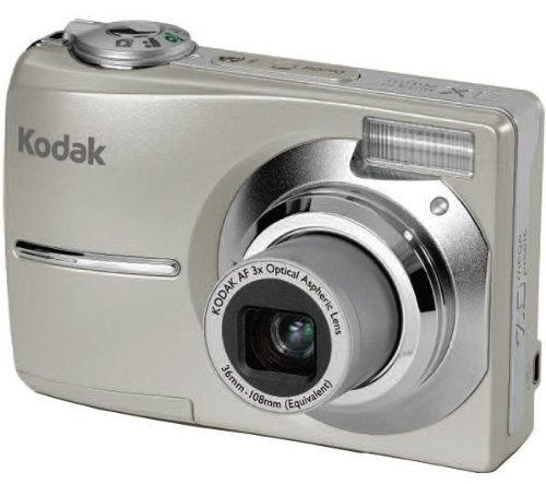 Kodak Easyshare C713 Digital Camera - Silver (7.0MP, 3x Optical Zoom) 2.4