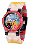 Watch - LEGO� City Fireman Kids' Watch with minifigure 9003448