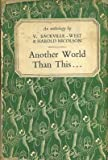 img - for Another World Than This.an Anthology book / textbook / text book