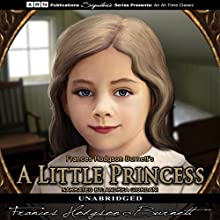 A Little Princess Audiobook by Frances Hodgson Burnett Narrated by Andrea Giordani