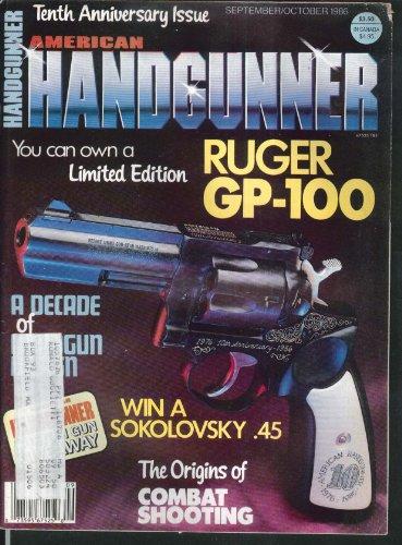 american-handgunner-ruger-gp-100-sokolovsky-beeman-p-1-colt-mustang-9-10-1986