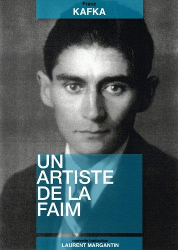 Couverture du livre Un artiste de la faim