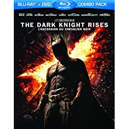 Dark Knight Rises (Blu-ray+DVD+UltraViolet Combo Pack)