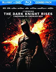 The Dark Knight Rises (Bilingual Blu-ray/DVD Combo)