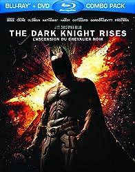 The Dark Knight Rises (Bilingual Blu-ray/DVD Combo)