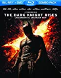 The Dark Knight Rises / L'Ascension du chavalier noir (Bilingual) [Blu-ray + DVD]