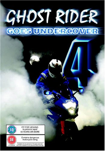 Ghost Rider - 4 Goes Undercover [DVD]