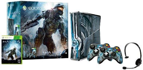 Xbox 360 320GB Halo 4 リミテッド エディション 豪華3大予約特典付き