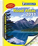 NORTH AMERICAN ROAD ATLAS 2011 (Atlas (Michelin))