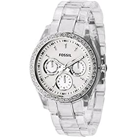 Fossil Women's Stella Watch: Fossil