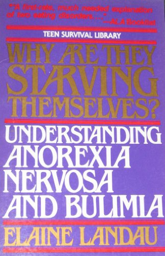 an understanding of the self starvation syndrome anorexia Anorexia nervosa signs, symptoms you can break anorexia's self-destructive the only way to do that is to identify the emotional need that self-starvation.