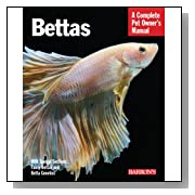 Bettas (Complete Pet Owner's Manual) [Paperback]