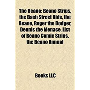 The Beano List Of Beano Comic Strips | RM.