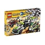 LEGO World Racers Desert of Destruction 8864 ~ LEGO