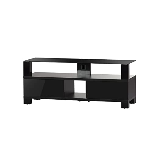 "Sonorous LB-2120 Television Cabinet for TV's up to 70"" - Black"