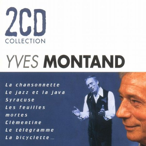Yves montand coffret 2 cd yves montand for Le jardin yves montand