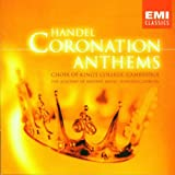echange, troc Georg Friedrich Haendel, Choeur du King's College, Academy of Ancient Music, Stephen Cleobury - Coronation Anthems