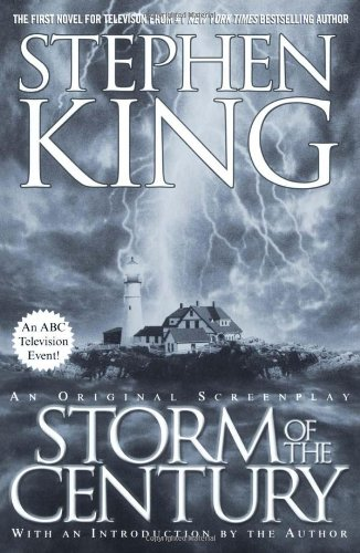 Storm of the Century, Stephen King