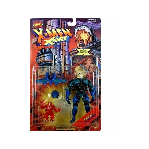 X-Men: X-Force Genesis Action Figure - 1
