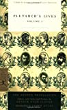 img - for Plutarch's Lives Volume 1 (Modern Library Classics) book / textbook / text book