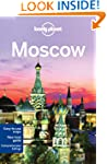 Lonely Planet Moscow: Pull-out map, C...