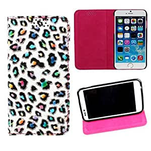 DooDa PU Leather Flip Case Cover For Micromax Canvas 4 A210
