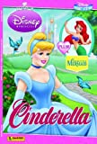 Disney Princess Pocket Stories - Cinderella & Little Mermaid (Disney Pocketbook) Various