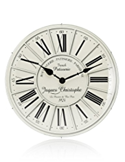 Country Dome Wall Clock